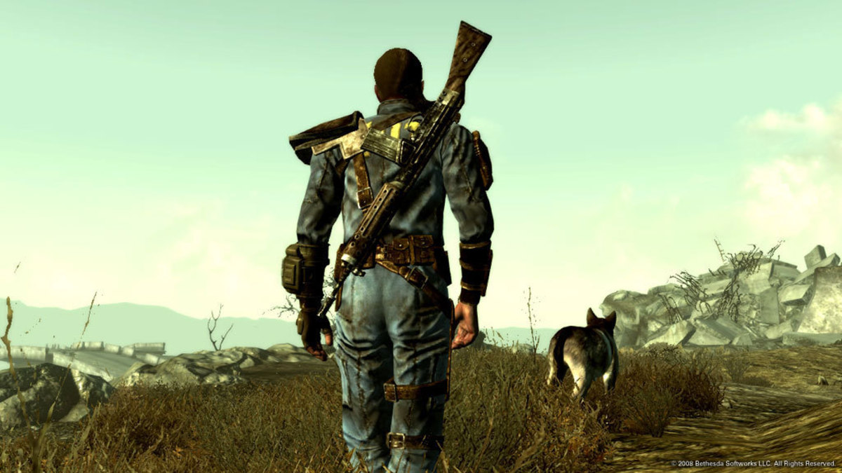 Fallout 3 Gameplay