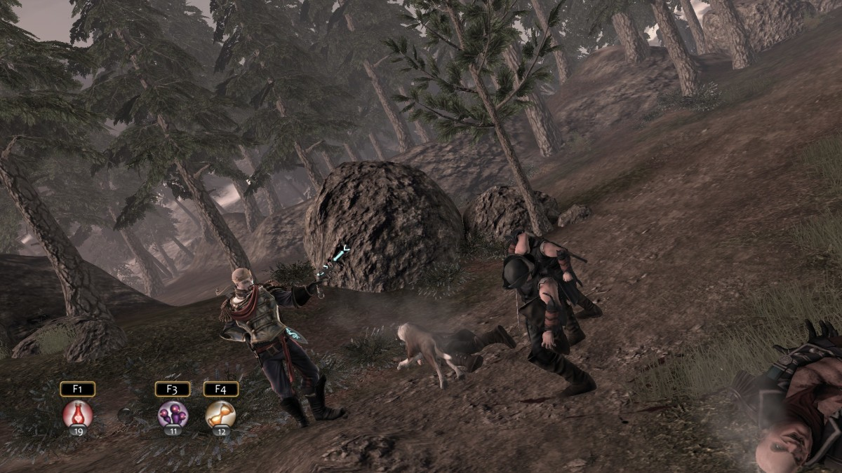 Fable 3 Gameplay
