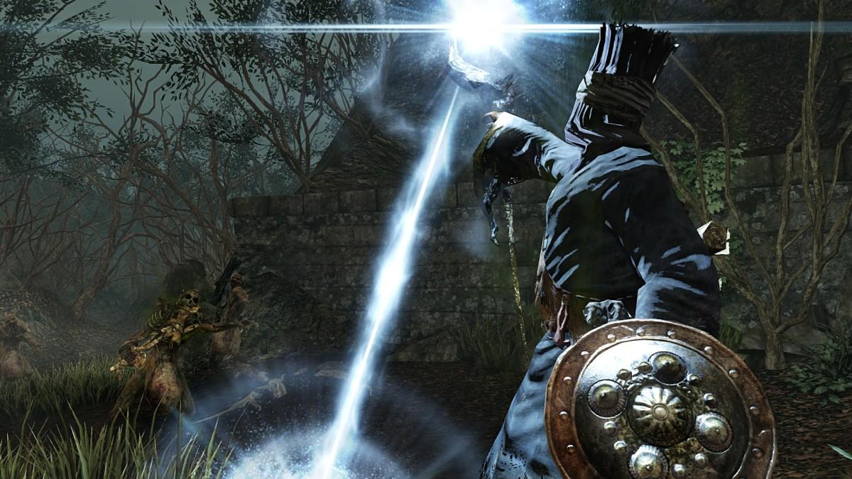 Dark Souls II Gameplay