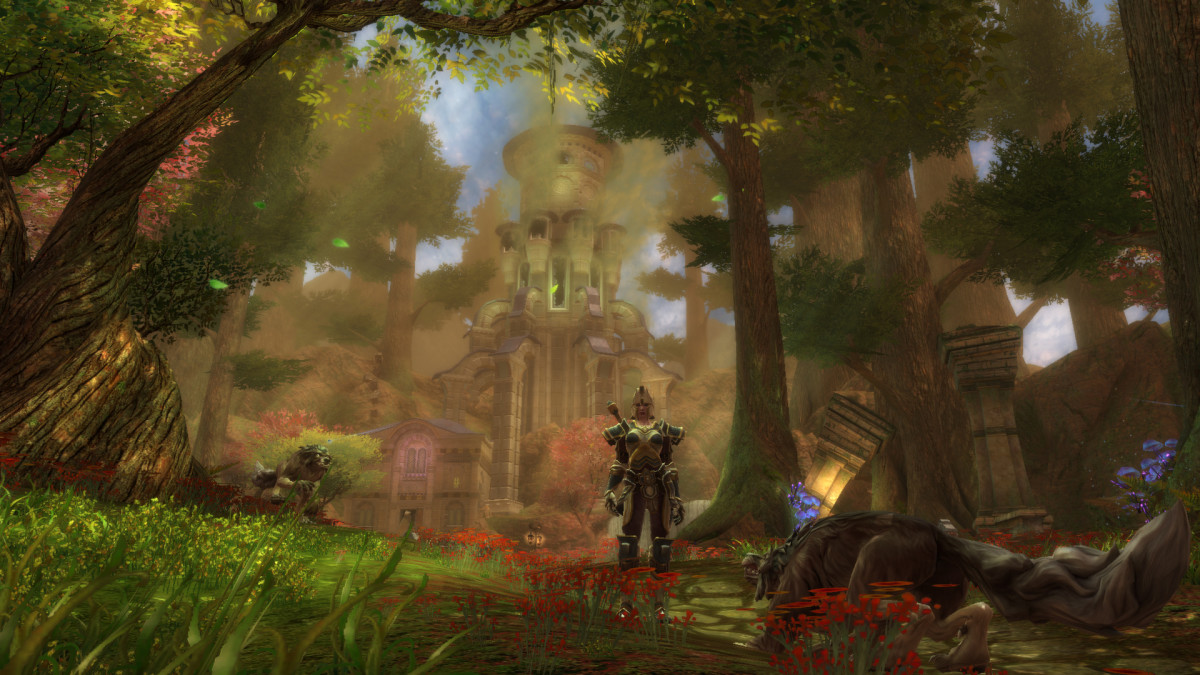 Kingdoms of Amalur: Reckoning Gameplay