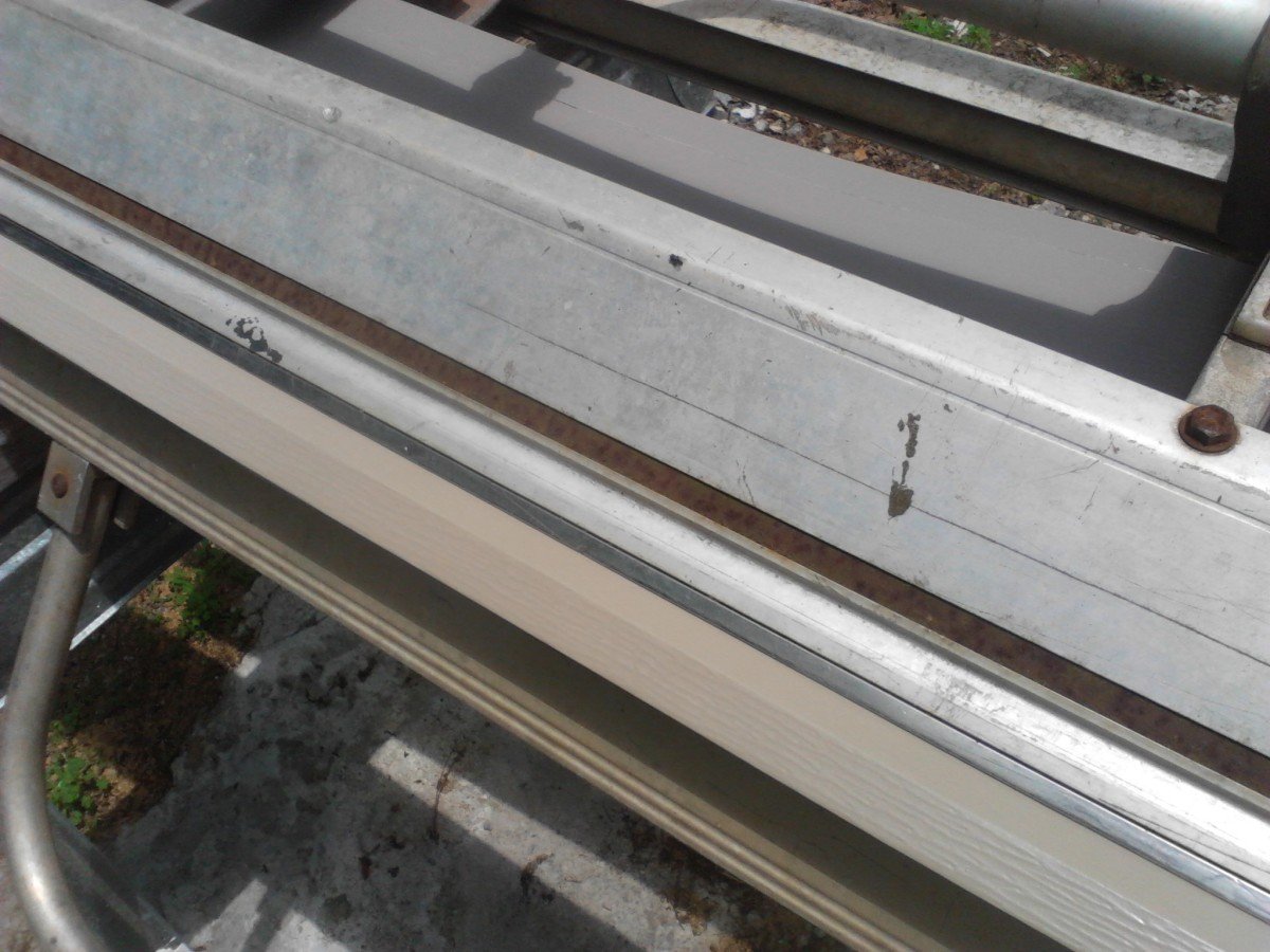 How To Use A Metal Brake To Cover Brick Molding Hubpages
