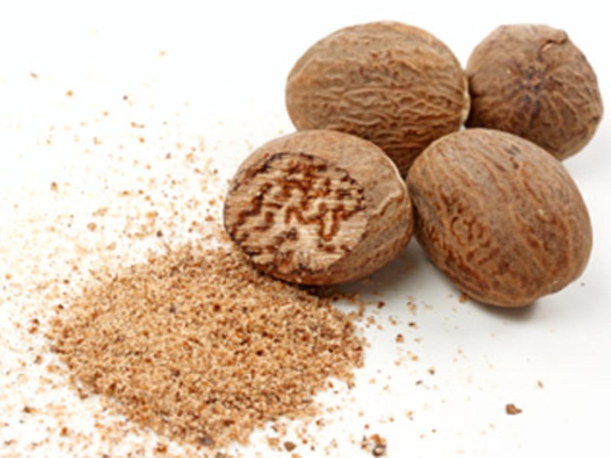 nutmeg, a wonderful home remedy