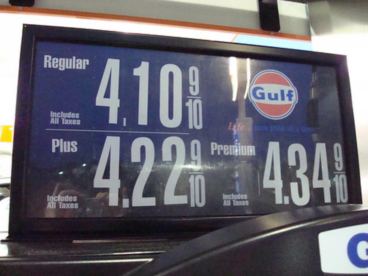 Short Term Advantages and Long Term Disadvantages of Oil Price Freeze