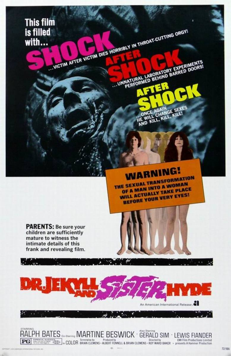Dr. jekyll and Sister Hyde (1972)