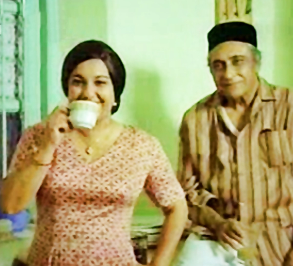 A song on aspirations of middle class Indians in seventies