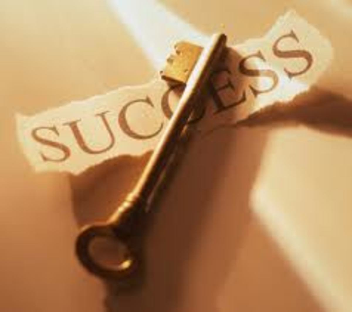 The Desperate Road to Success...Unlikely Ingredients for Certain Success