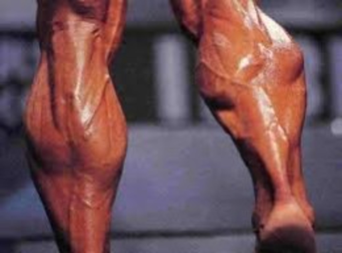 How to Get BIG Calves - 6 Secrets