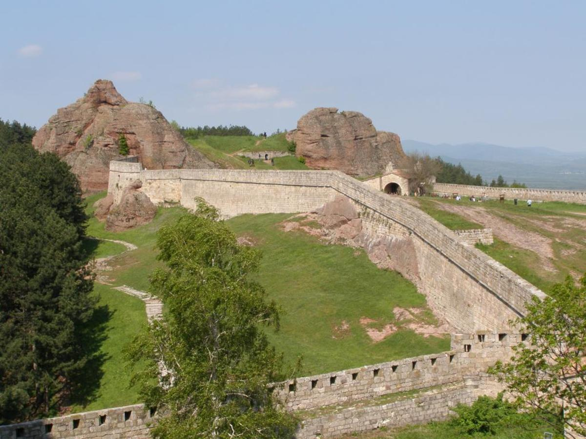 The Belogradchik Fortress