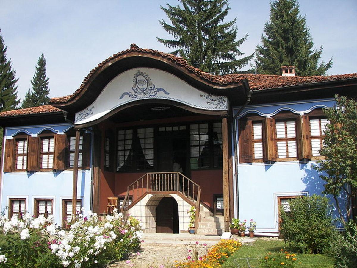The Lyutov House (museum)