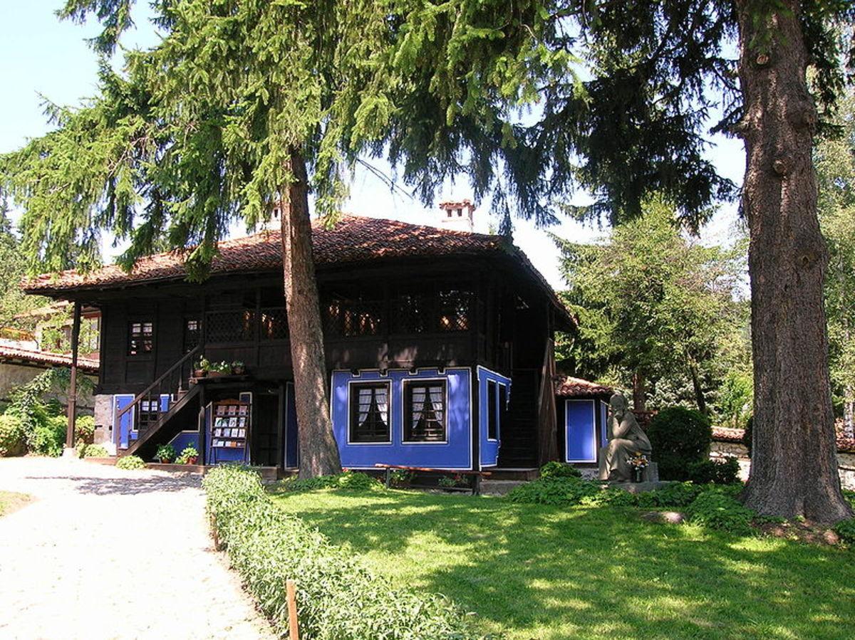 Dimcho Debelyanov's House (museum)