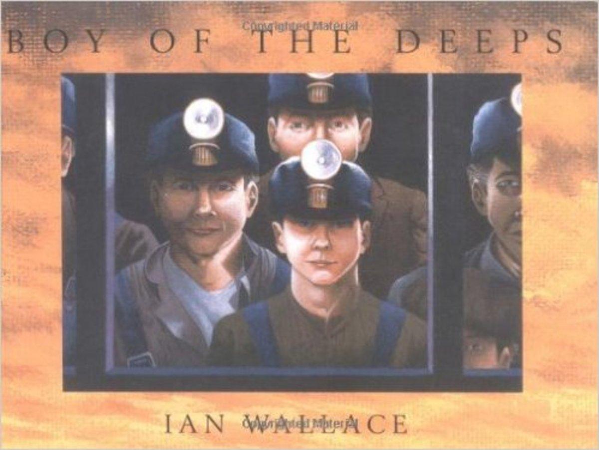 Boy of the Deeps by Ian Wallace