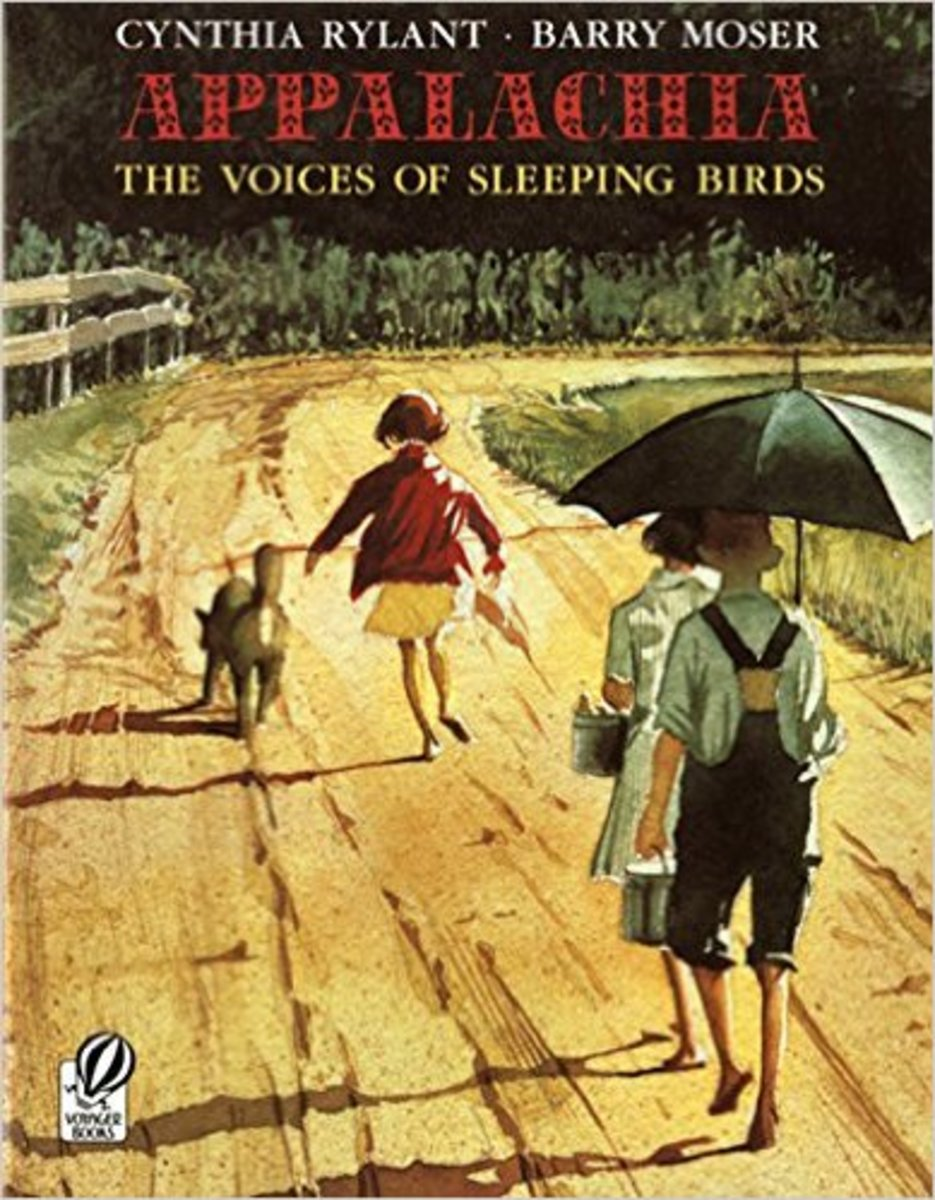 Appalachia: The Voices of Sleeping Birds by Cynthia Rylant