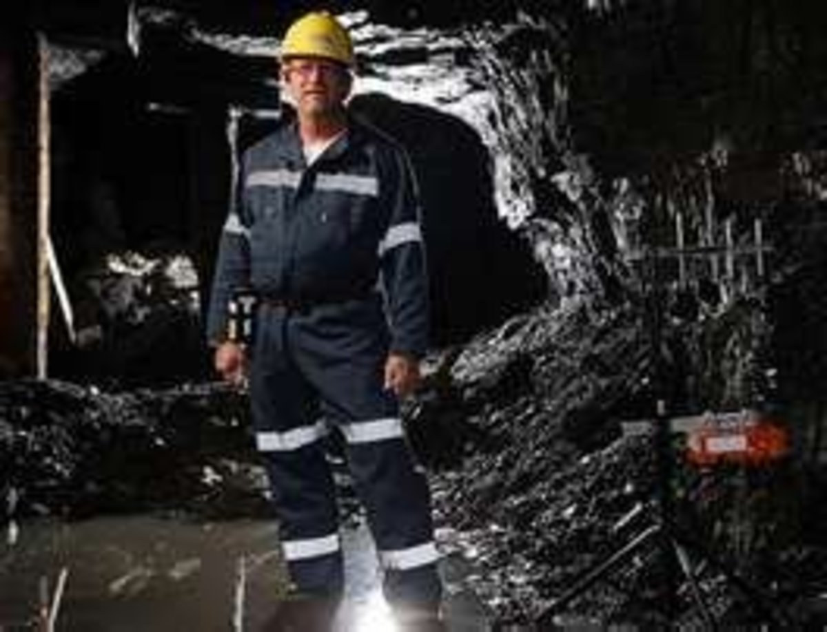 Coal Mining Image Credit: http://www.2daynewsupdates.blogspot.com/