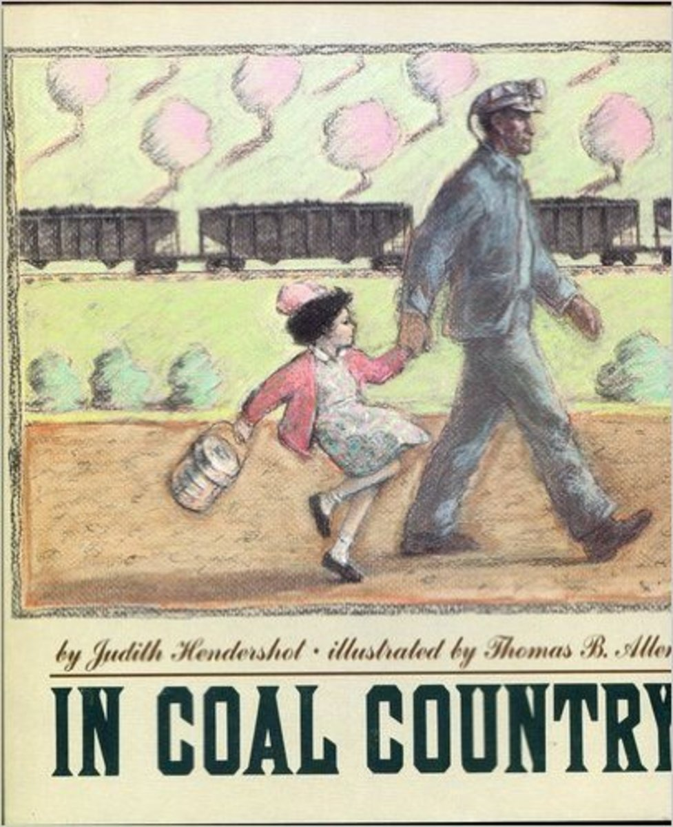 In Coal Country by Judith Hendershot
