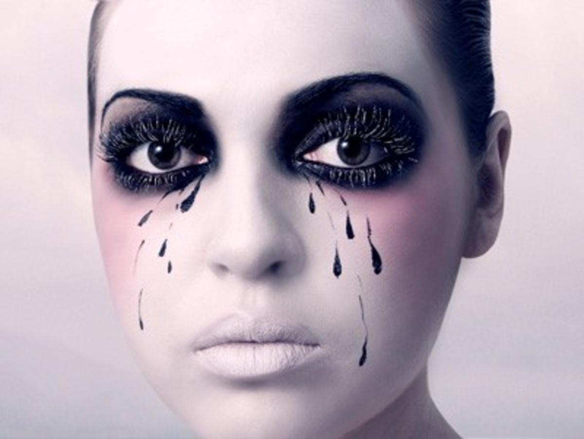 Teardrop Makeup Designs, Tips and Tutorials