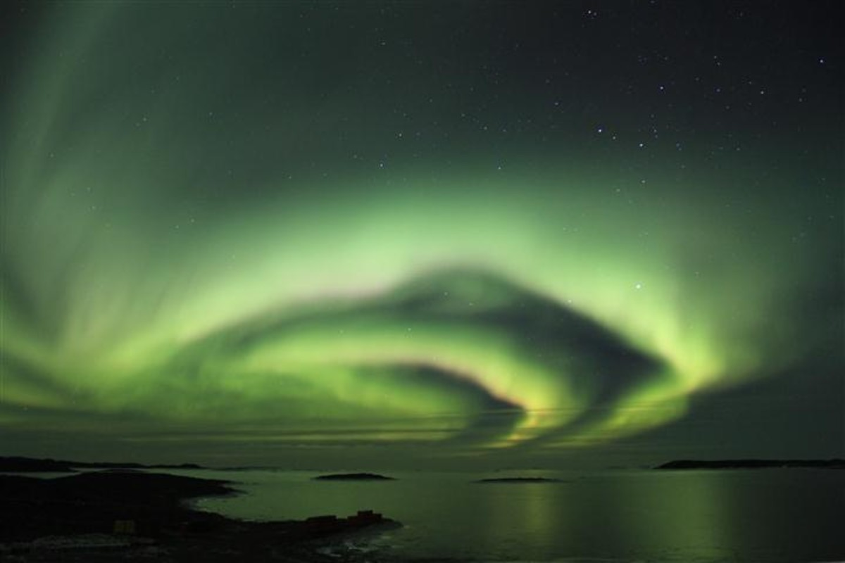 traveller how to see the southern lights