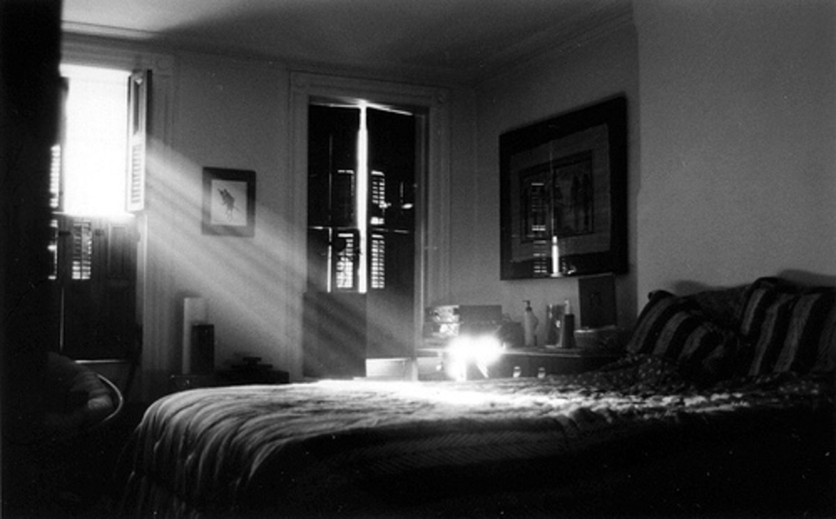 Even with the presence of low-level light in your room can help you recover from jet lag