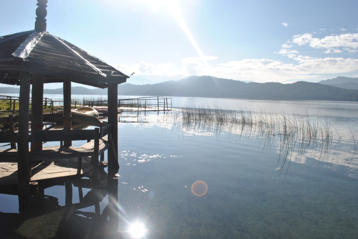 Rara Lake: This is the largest lake in Nepal situated at 2990 meters. It is 5000 meters long, 3000 meters wide and 167 meters deep.