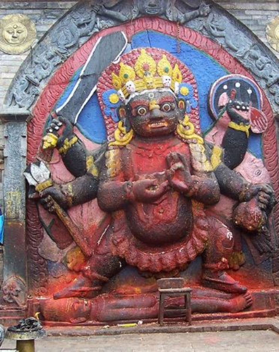 Bhairav: The Guardian Deity of Kathmandu Valley