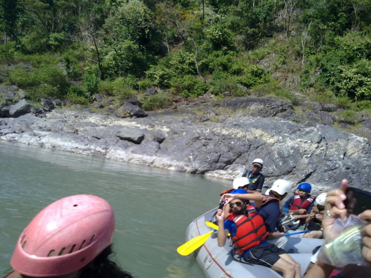 White Water Rafting and Kayaking in Nepal