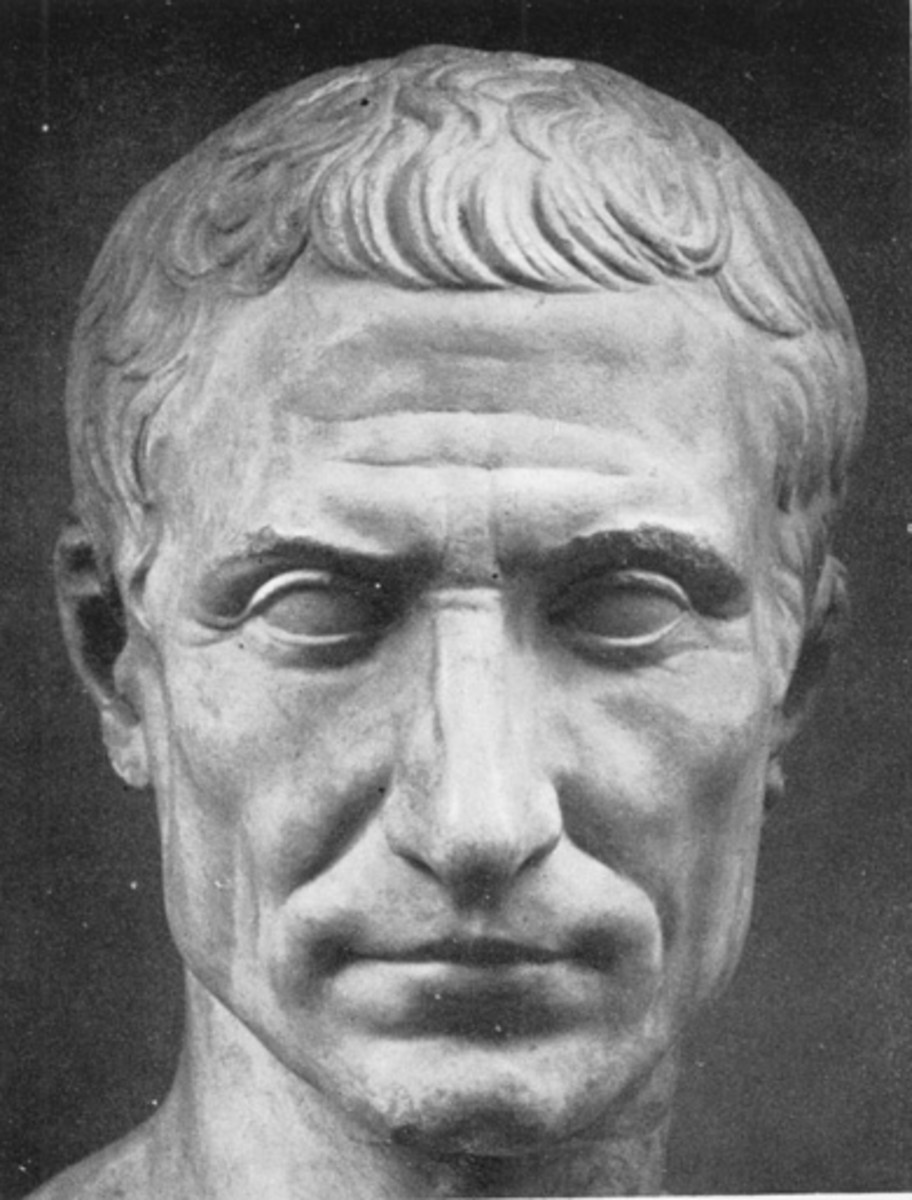 Julius Caesar Leadership Traits - A Revolution