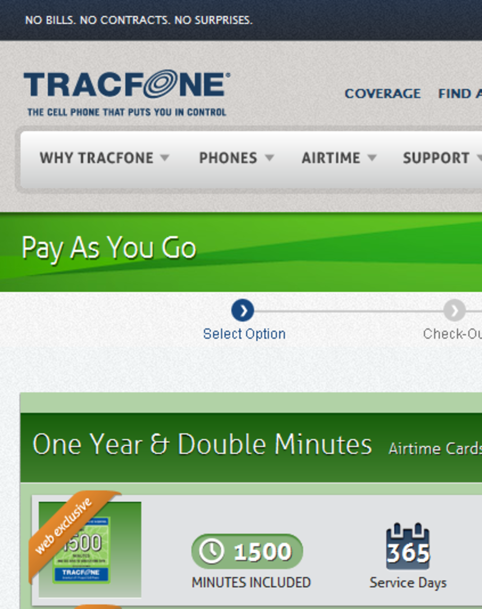 TracFone Product Review - What is a TracFone? How Does a Trac Phone