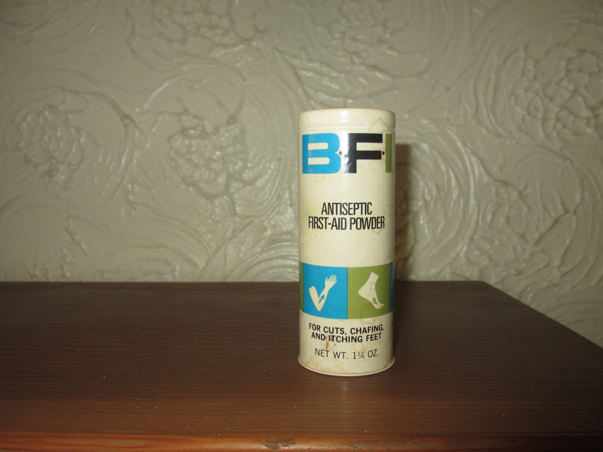 BFI Powder