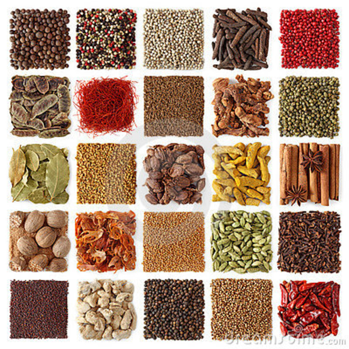 6 Super Spices That Will Keep The Doctor Away!