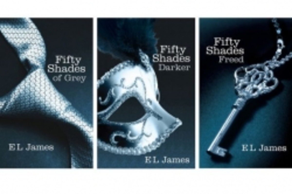 Top 10 Books Like Fifty Shades of Grey