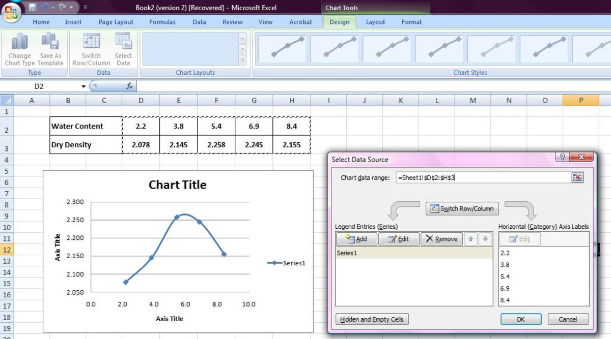 how-to-create-compaction-curve-in-excel-spreadsheet