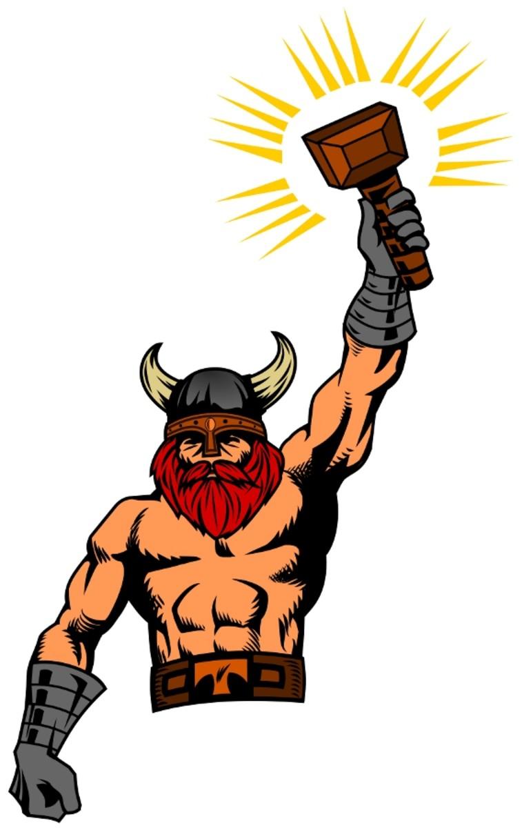 Thor - Movie vs Mythology