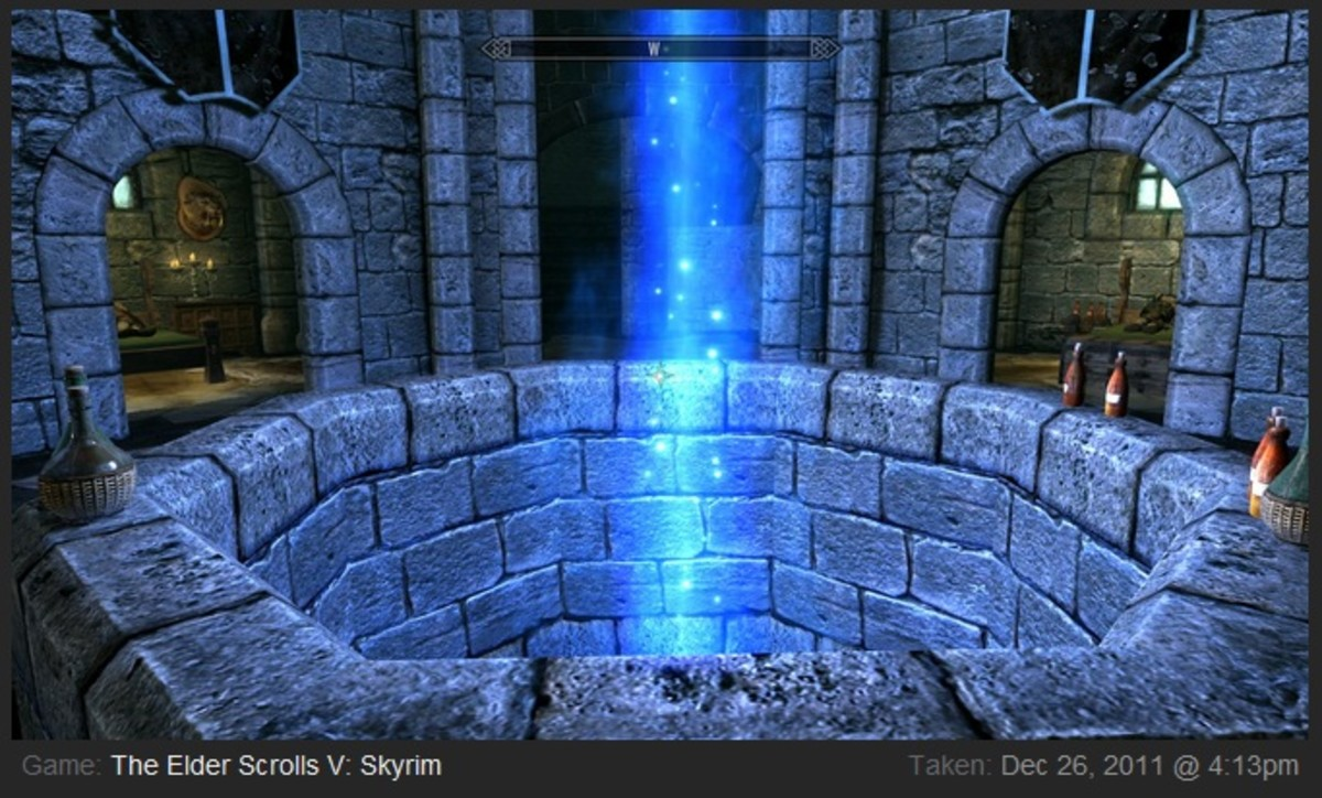 Skyrim: The Best Standing Stone | HubPages