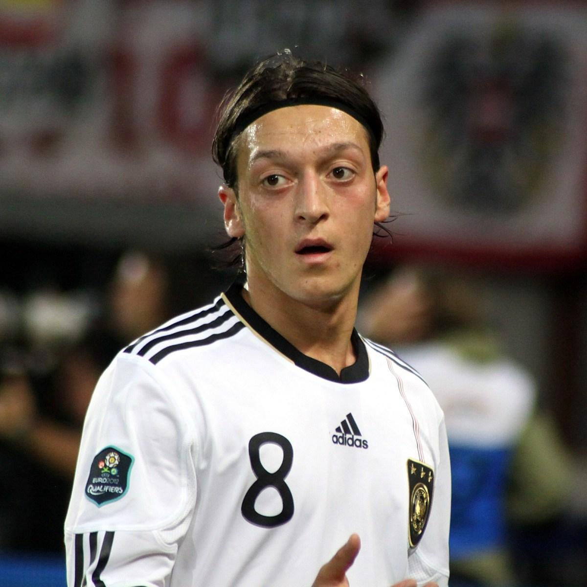 Is Mesut Ozil Muslim?