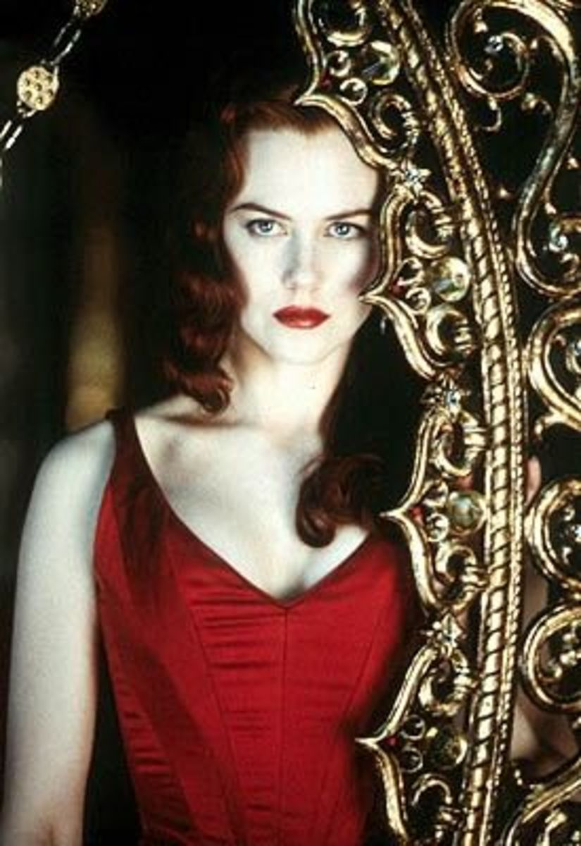 Nicole Kidman as Satine from Moulin Rouge