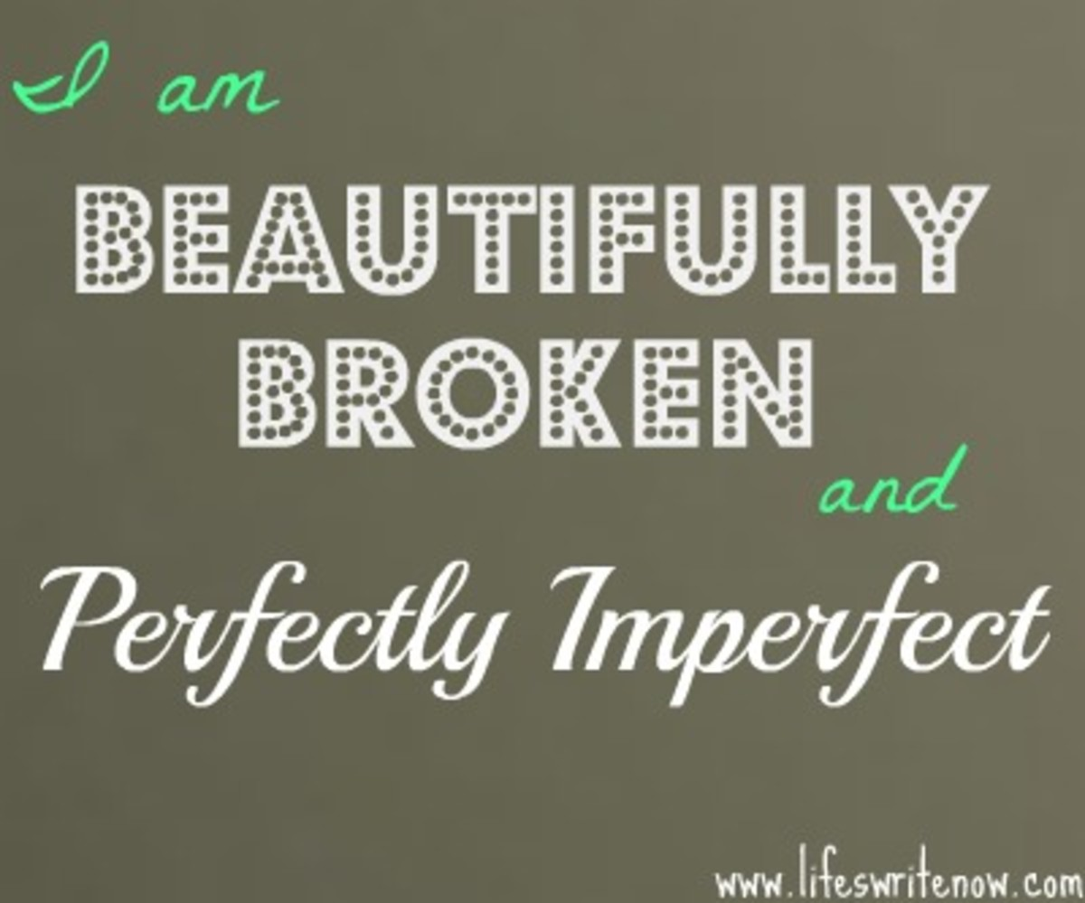 Are you perfect or perfectly imperfect?