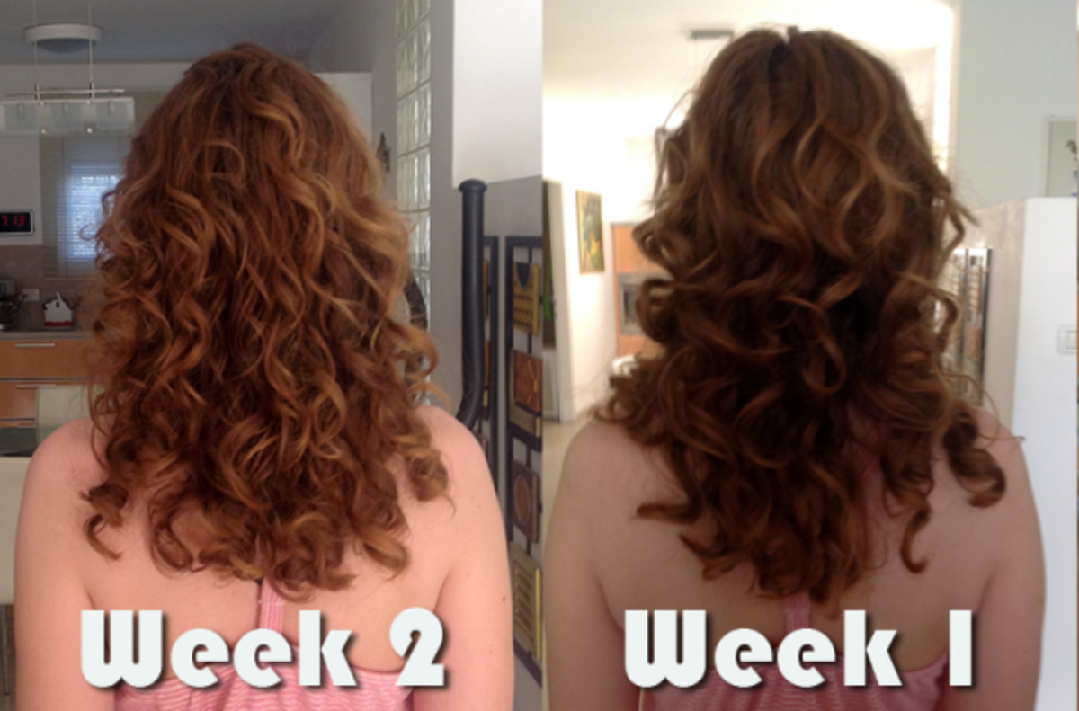 My Experiment With Quot Curly Girl Quot Hair Care Method