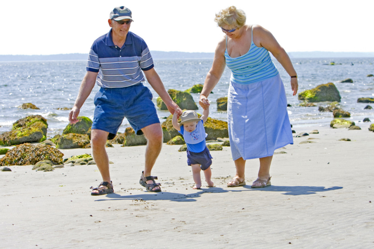 Tips on Preparing to Become the Best Grandparents