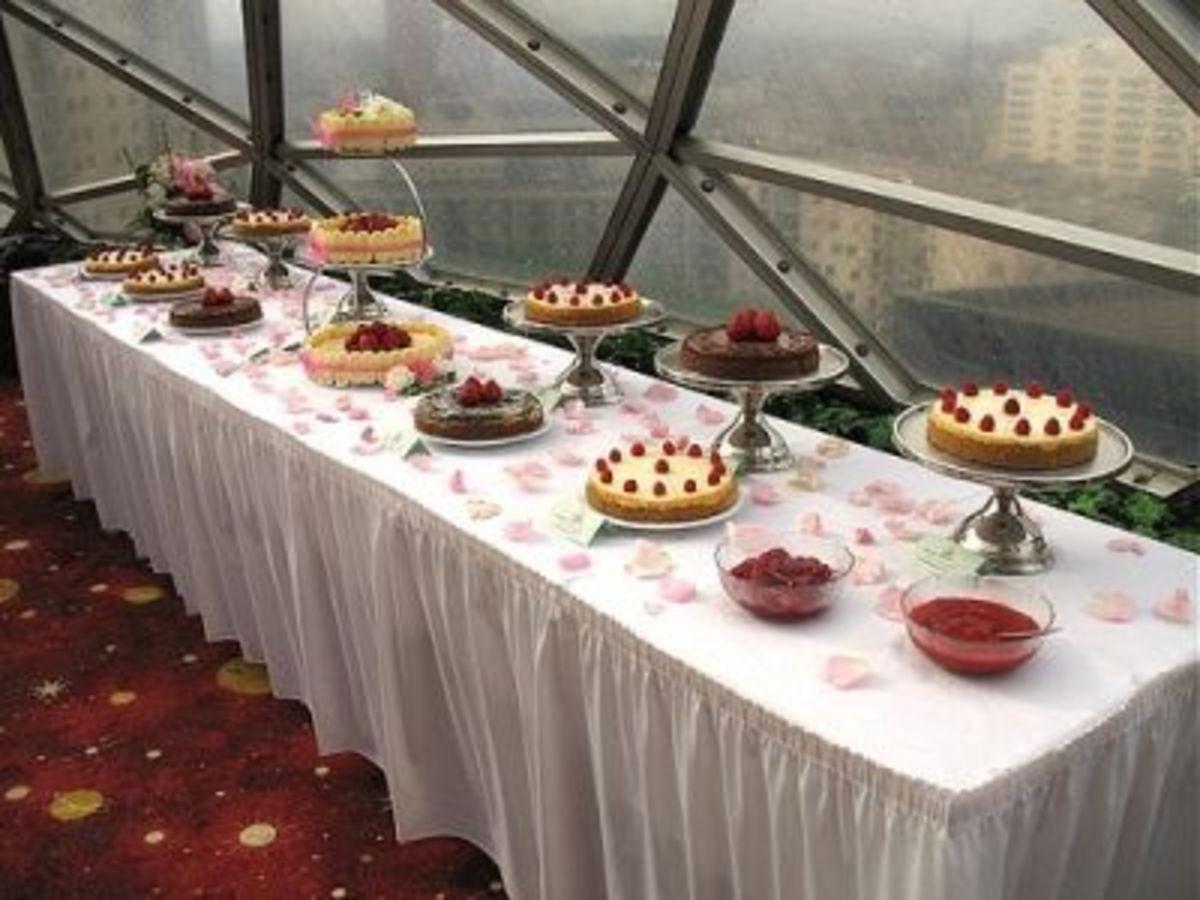 Alternative wedding cake ideas hubpages for Babycakes multifunction decoration station