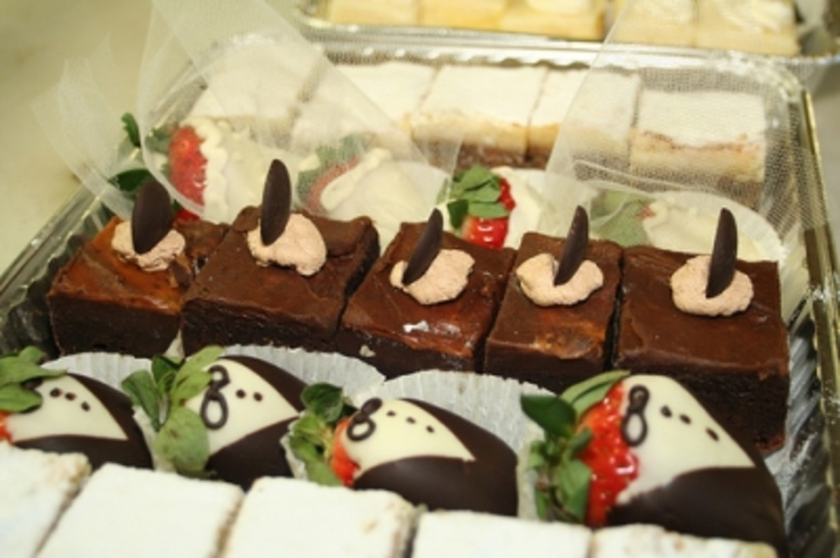 Dessert Bars