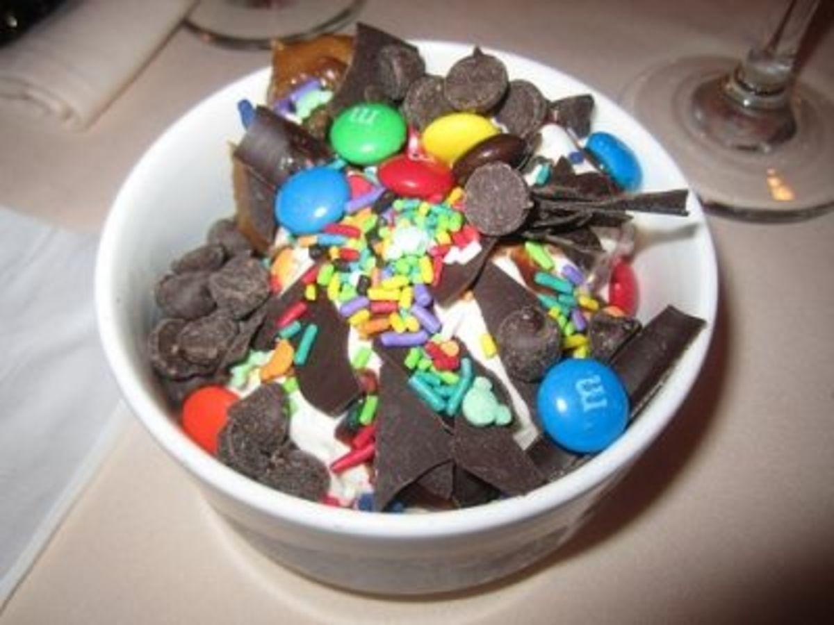 Ice Cream Buffet