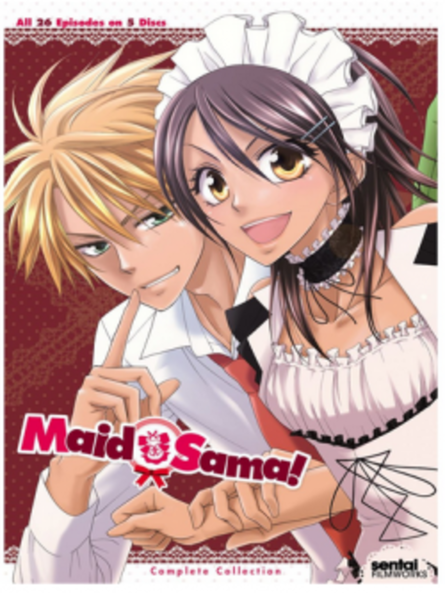 9 Animes Like Maid Sama (Kaichou Wa Maid-Sama)