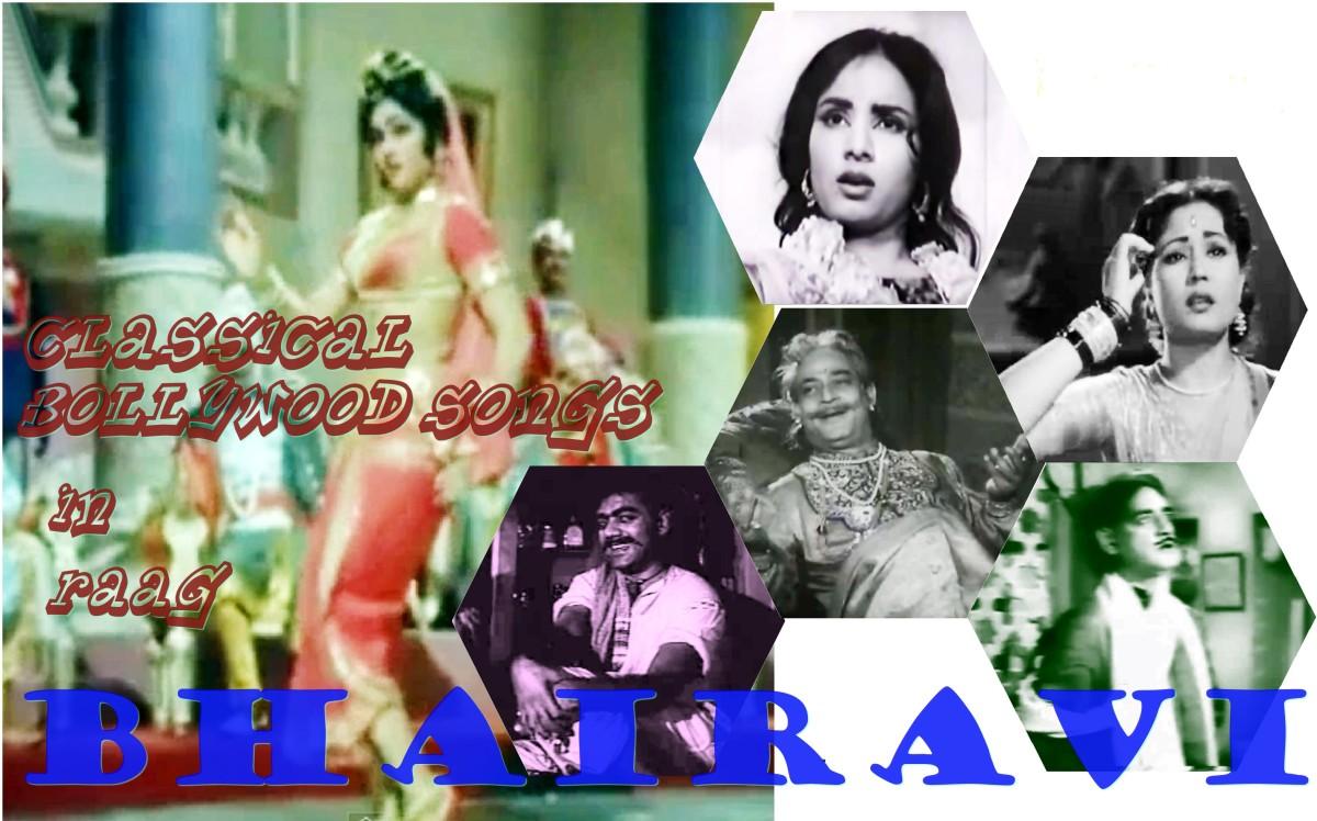 Best Classical Bollywood Songs in Bhairavi Raag