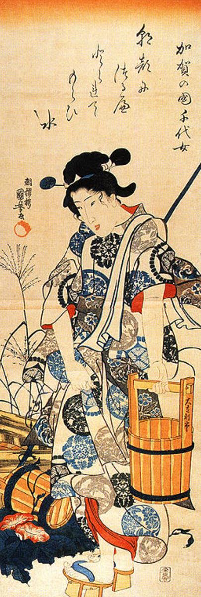 Classic Haiku: Chiyo-ni
