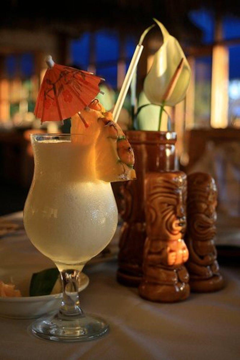 Mocktail Drinks: Fun Non-Alcoholic (Virgin) Cocktails