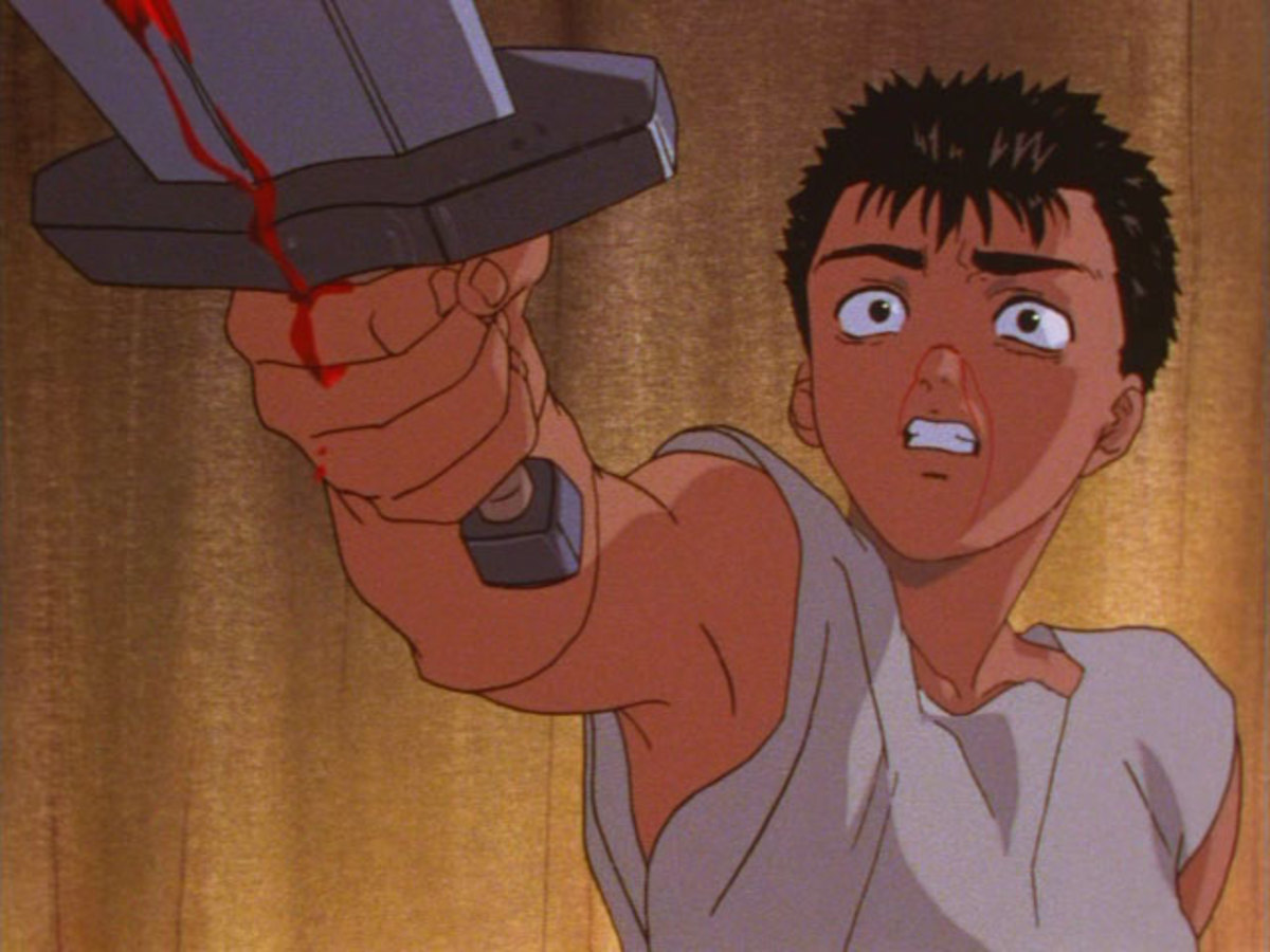 Anime Reviews: Berserk