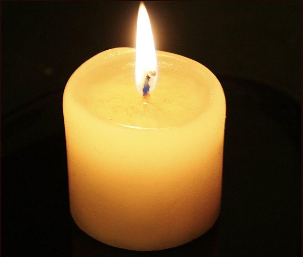 Colour Correspondences in Candle Magic