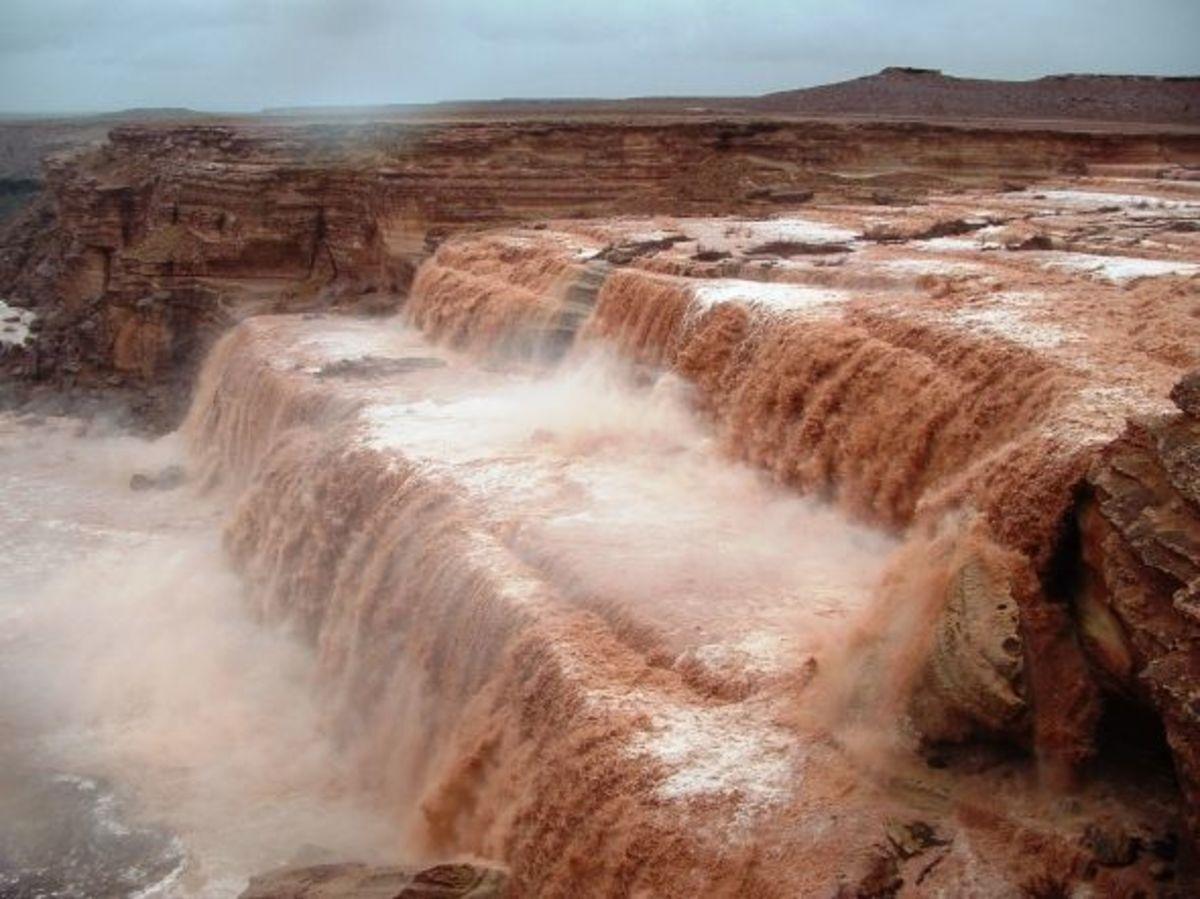 Grand Falls Flood
