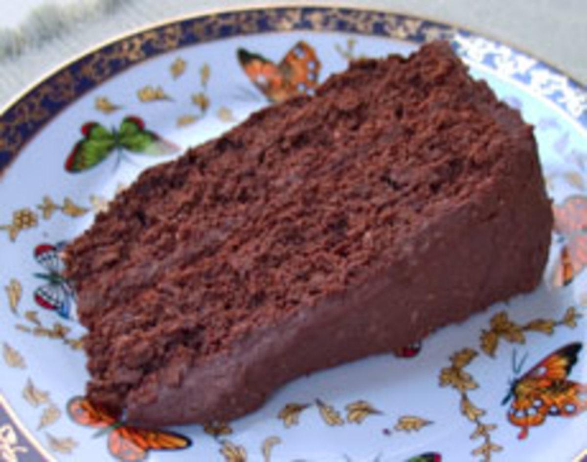 Silken Tofu Cake Recipes