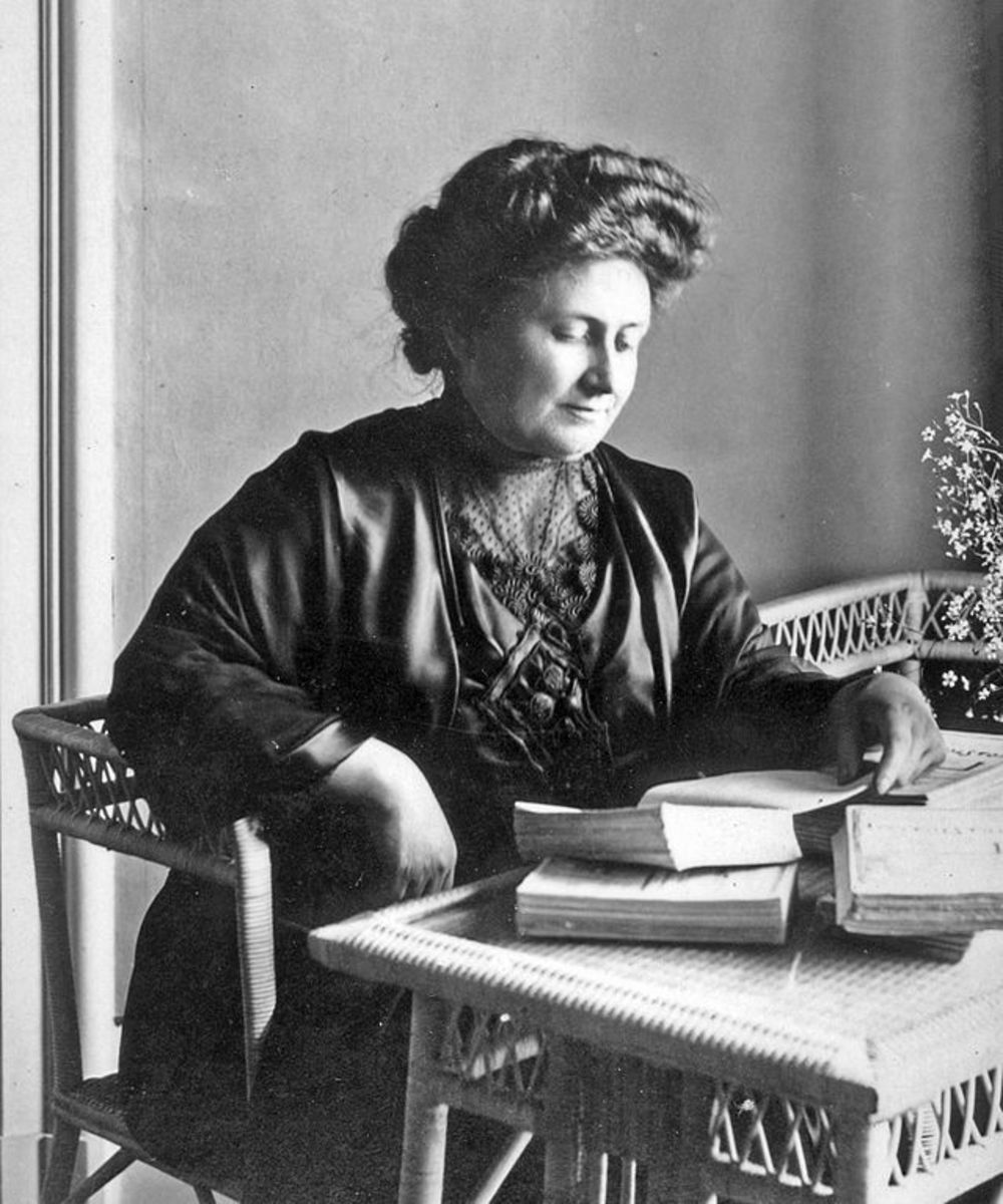 Biography of Maria Montessori - Pioneer of the Montessori System of Education