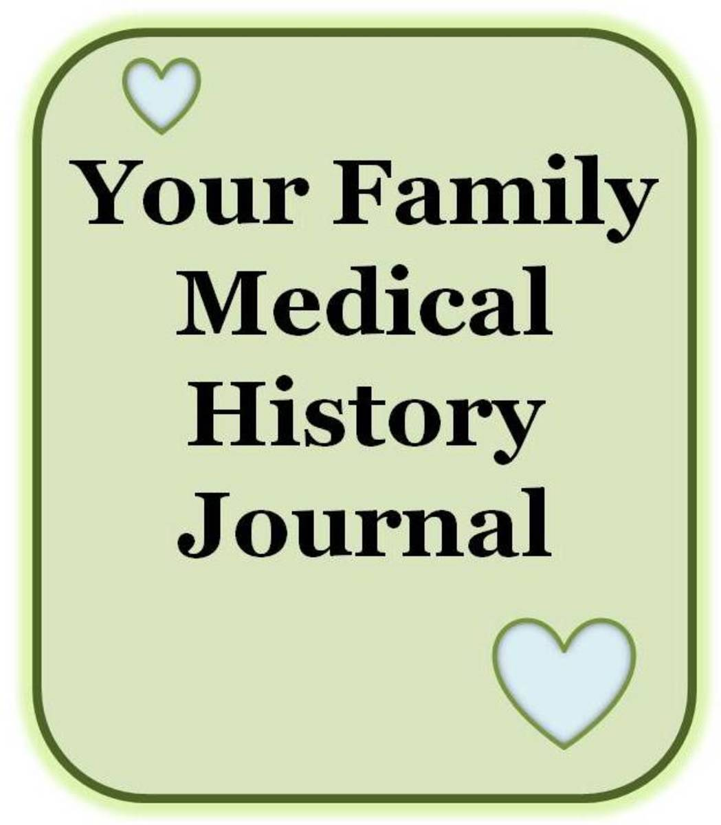 Keeping a Medical History Journal for You and Your Family